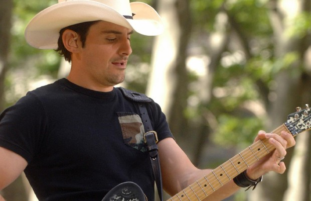 Brad Paisley to receive special honor