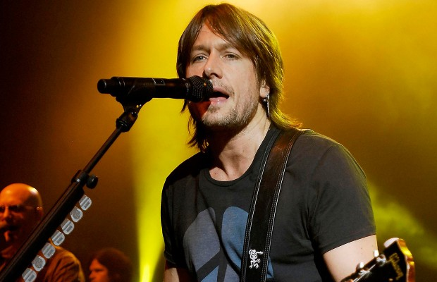 Keith Urban's Guitar Collection to Debut on HSN