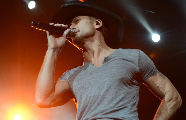 Tim McGraw Will Star In A Movie With George Clooney