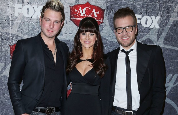 Another Country Star Ties The Knot