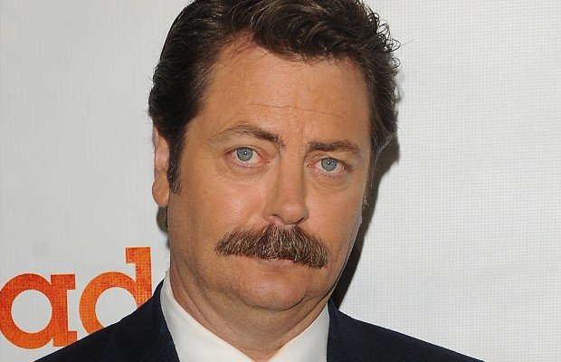 Parks & Recreation Star Nick Offerman