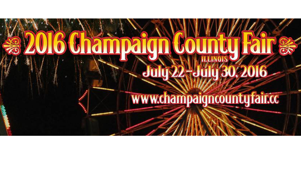 WIXY Champaign County Fair MegaTicket