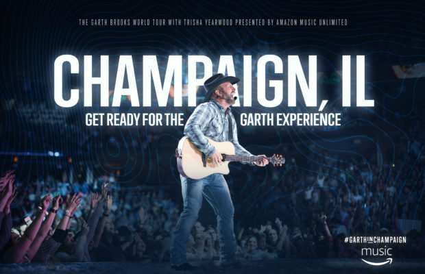 Win Garth tickets!